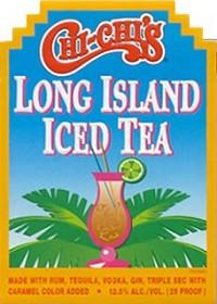 Chi-Chis Long Island Iced Tea
